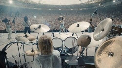 Bhemian Rhapsody Live Aid