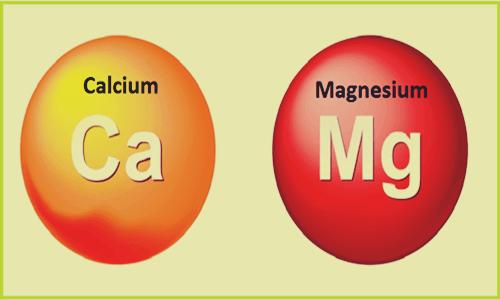 Carenza di calcio e magnesio