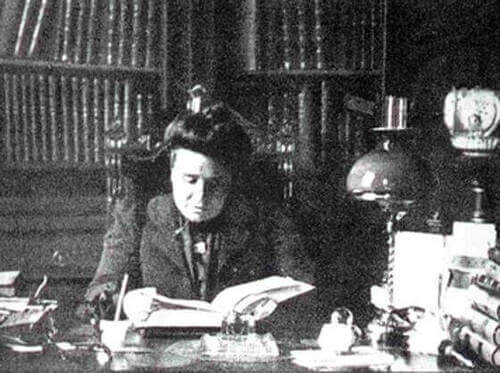 Dolores Aleu Riera, una delle prime donne medico