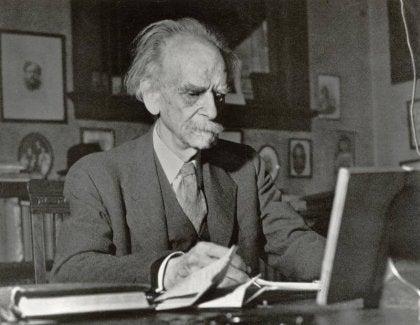 Franz Boas anziano