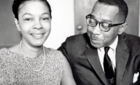 Foto di Mamie e Kenneth Clark.