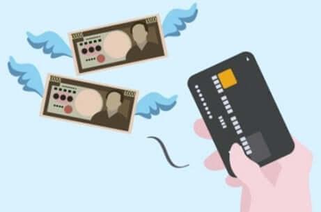 Sindrome da acquisto compulsivo, denaro che vola via