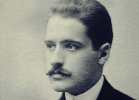 Ortega y Gasset giovane
