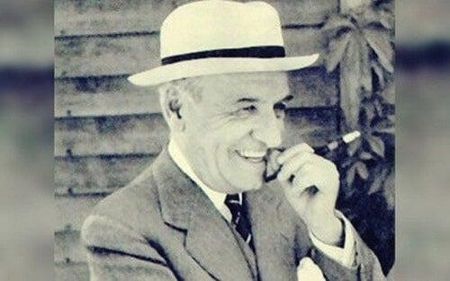 "José Ortega y Gasset, filosofo ""rigenerazionista"""