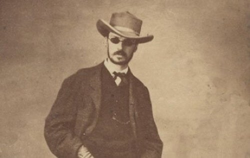 W. James da giovane.