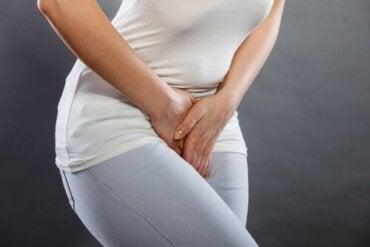 Incontinenza urinaria da urgenza (key in lock syndrome)