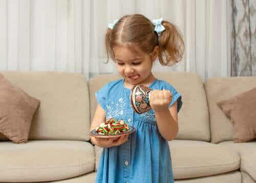 Fruit snack challenge: la sfida dell'autocontrollo per i bambini