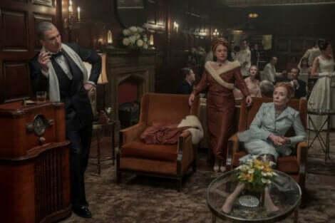 Scena di prostituzione nella serie Hollywood.