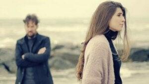 Ansia da separazione dal partner