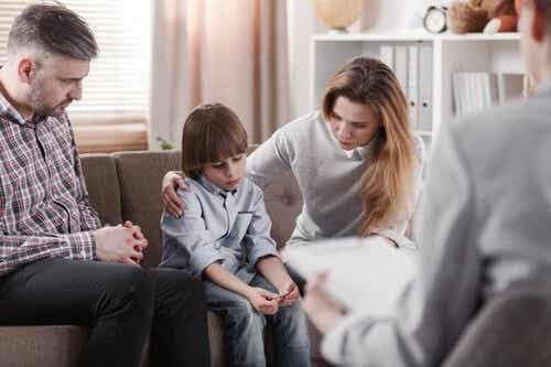 Comportamenti disfunzionali nei figli