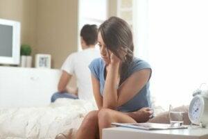 Attaccamento ansioso o partner sfuggente?