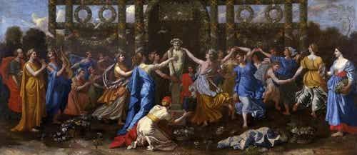 Il mito di Imeneo, dio greco del matrimonio
