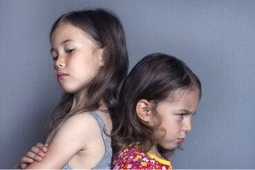 Gelosia infantile: come gestirla?