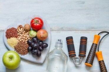 Obiettivi intelligenti per uno stile di vita sano