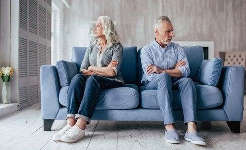 Affrontare la separazione dei genitori da adulti