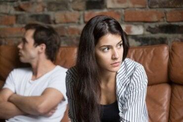 La crisi di coppia e i suoi campanelli d'allarme