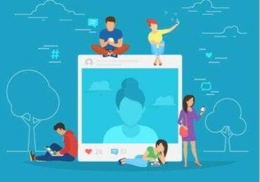 Apparenza sui social network e realtà