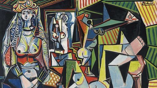 Quadro di Picasso.