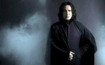 Severus Piton, chi è chi della saga di H. Potter