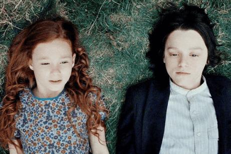 Severus Piton e Lily Potter.