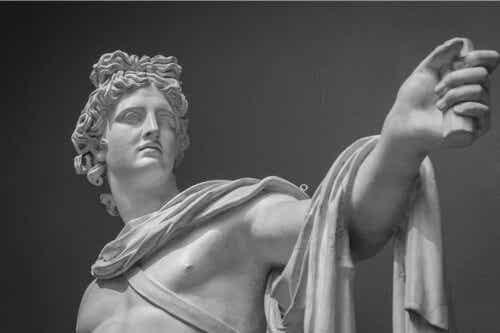 Il mito di Apollo, dio delle profezie