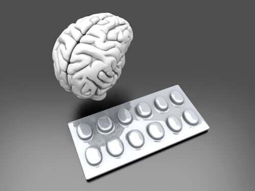 Effetti degli antidepressivi sul cervello