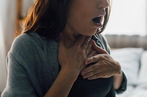 Attacco di panico e d'ansia: differenze