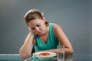 Perdita dell'appetito: perché succede?