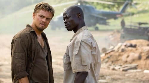 Blood Diamond, sopravvivere in un mondo ostile