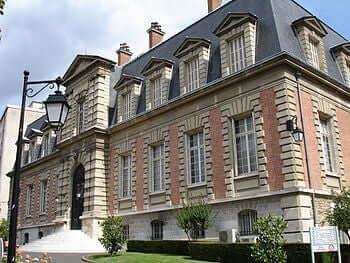 Istituto Pasteur in Francia.