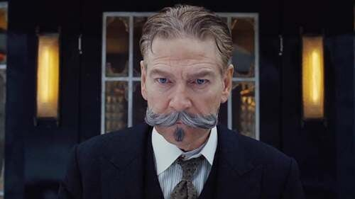 Kenneth Branagh in scena.