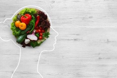 La psiconutrizione ed effetti sulla mente.