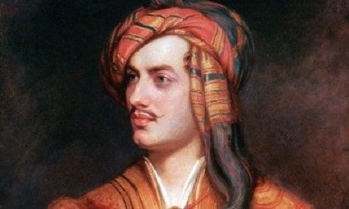 Lord Byron, l'eroe romantico per eccellenza