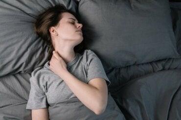 Il dolore cronico e la qualità del sonno