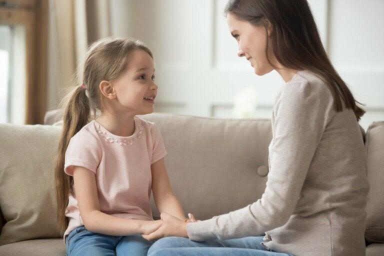 La sincerità rinforza l'intelligenza emotiva del bambino