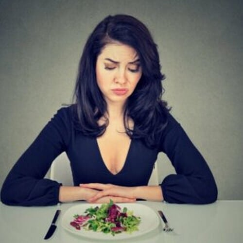 Fobie alimentari: perché ho paura di mangiare?
