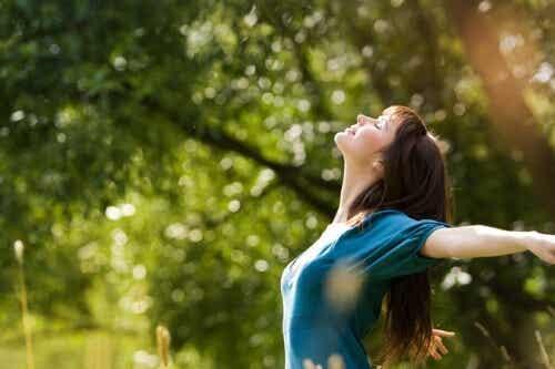 La natura è un rimedio contro lo stress: perché?