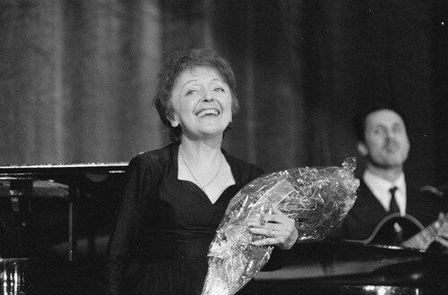 Édith Piaf, il passerotto di Parigi