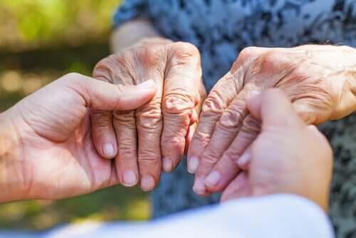 Mia nonna con l'Alzheimer si divertiva un sacco