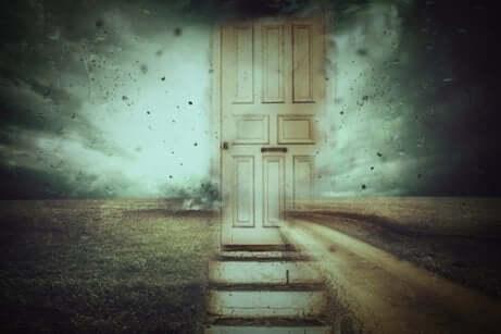 Stile di attaccamento e porta.