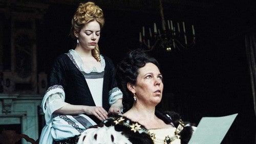 La regina Anna ne La Favorita.