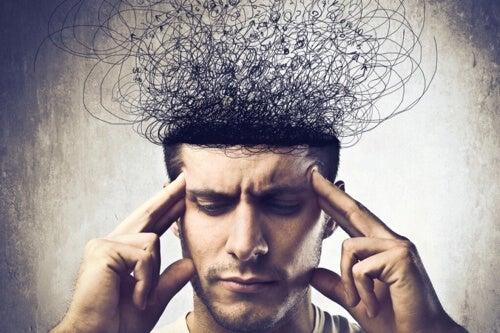 Fuga delle idee: un disturbo del pensiero
