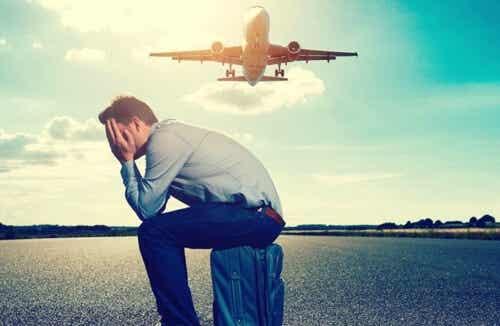 Odofobia: la paura di viaggiare