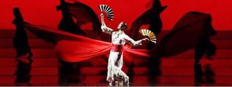 Madama Butterfly al Metropolitan Opera House di New York.