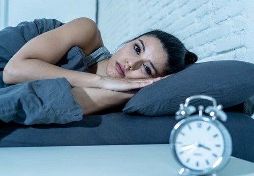 Effetti del sonno interrotto sulla salute