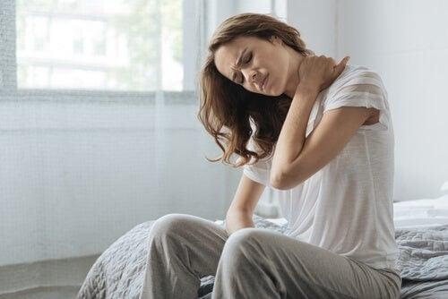 Tensione muscolare da stress
