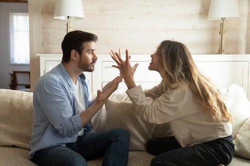 Interazioni negative nella coppia: come frenarle?