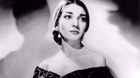 Maria Callas, artista dalla voce divina