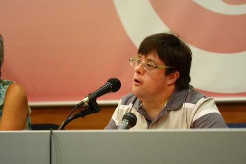 Pablo Pineda, primo laureato in Europa con sindrome di Down