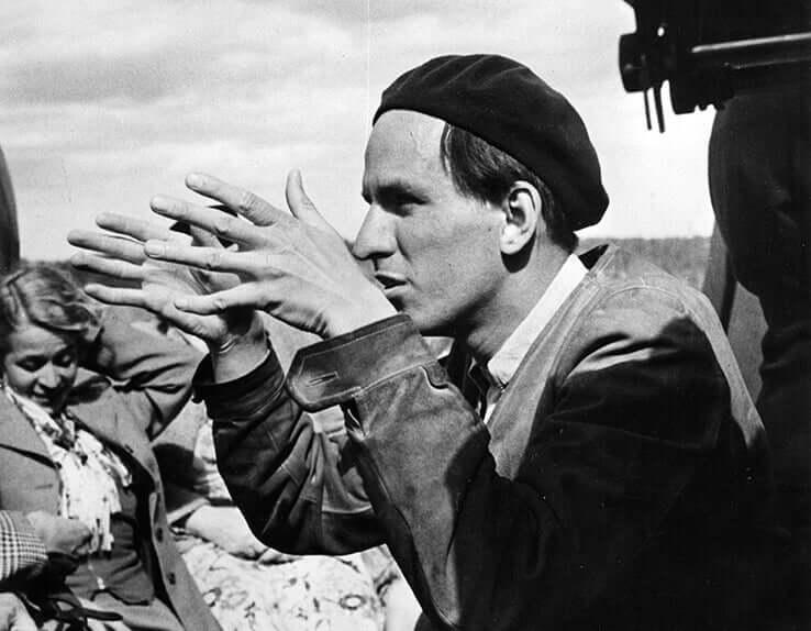Bergman regista.